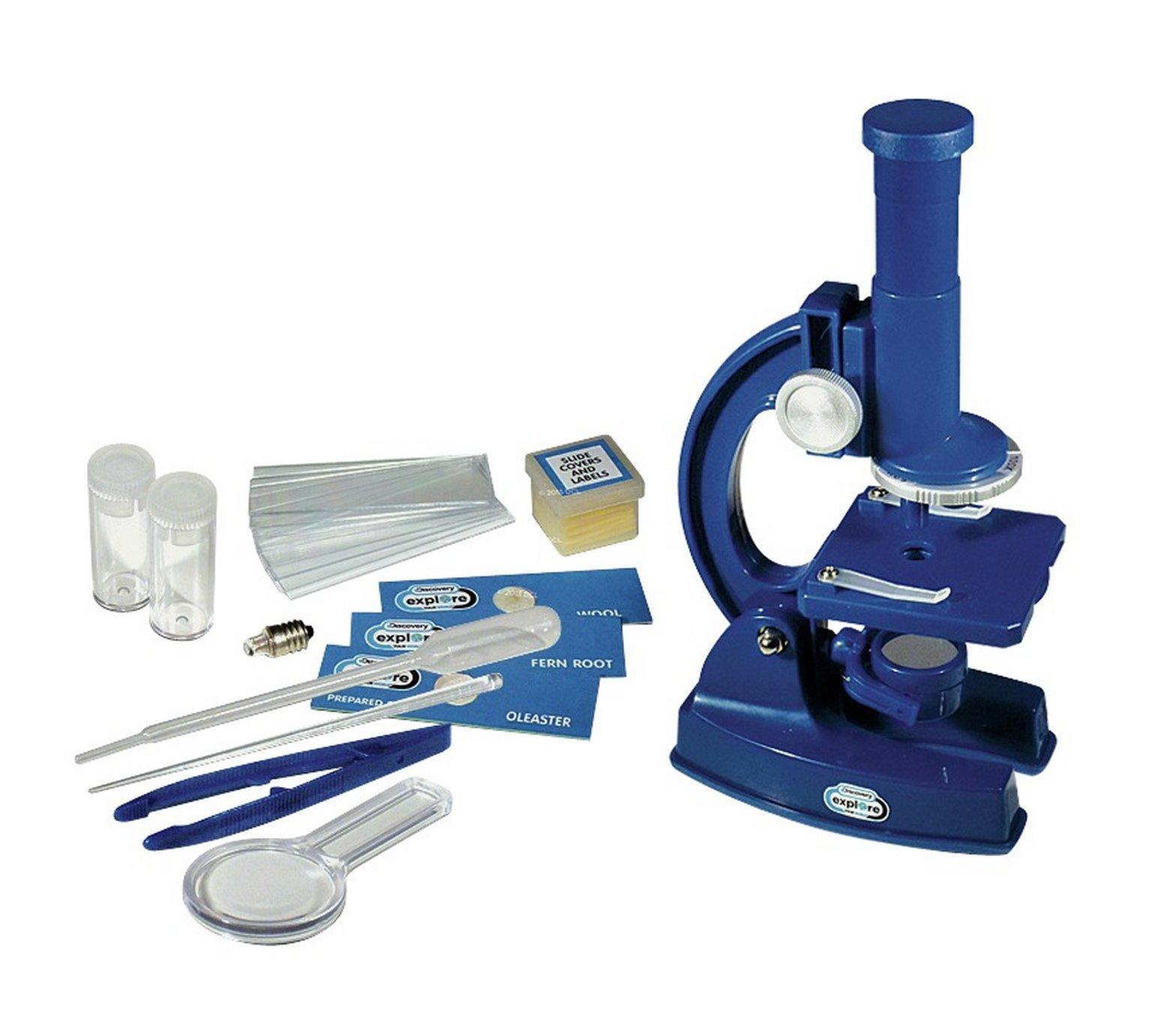 Image of Discovery Channel Microscope Set