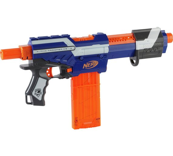 Buy Nerf N-Strike Elite Alpha Trooper Blaster at Argos.co ...