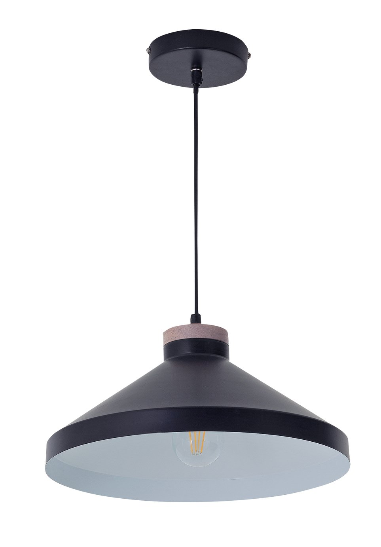 Argos Home Kanso Pendant Ceiling Light - Black