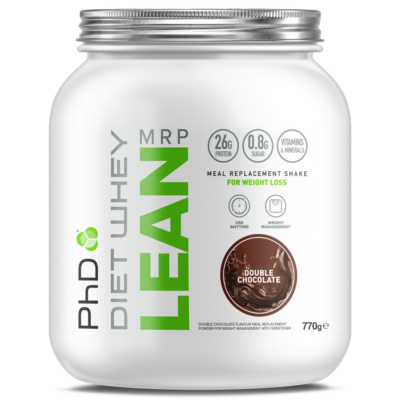 PHD Chocolate Diet Whey Lean MRP