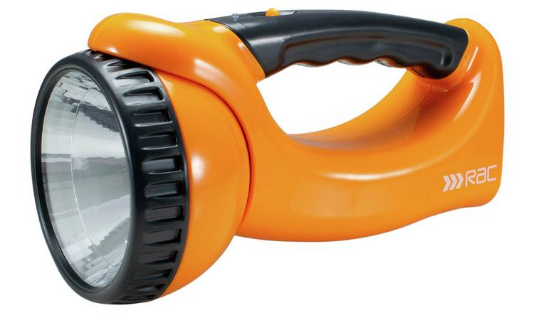 RAC RACHP683 80 Lumen Rechargeable LED Torch