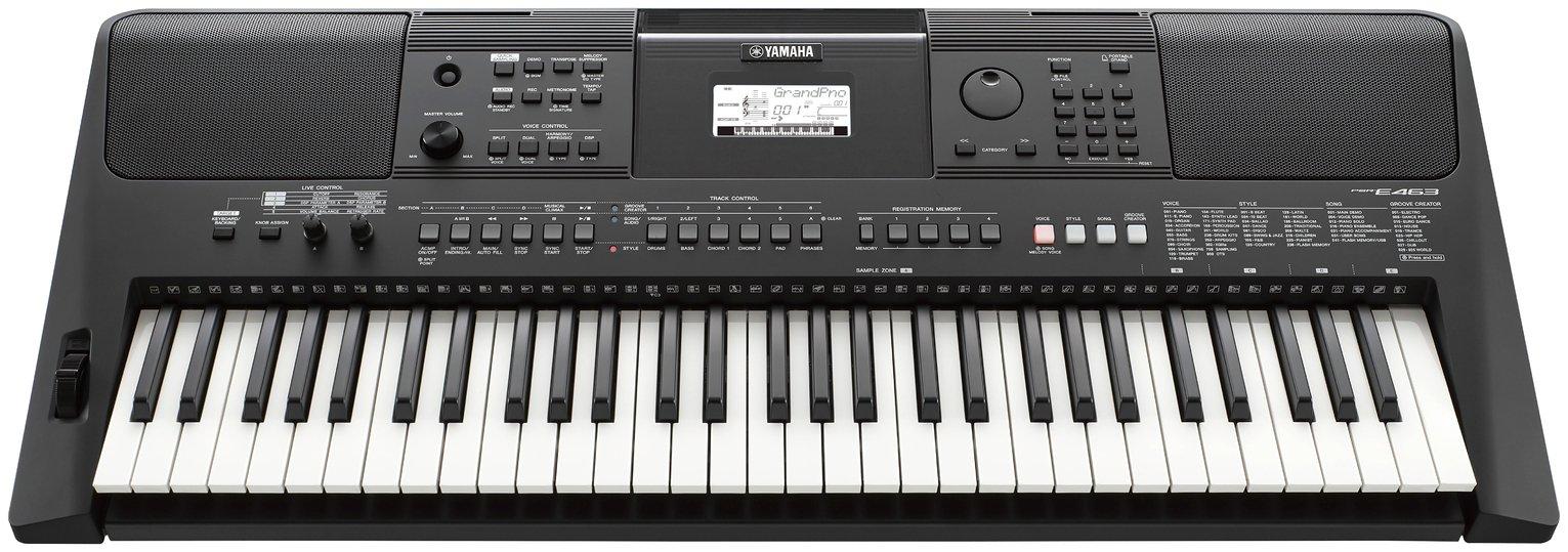 Yamaha PSR-E463 61 Key Portable Keyboard