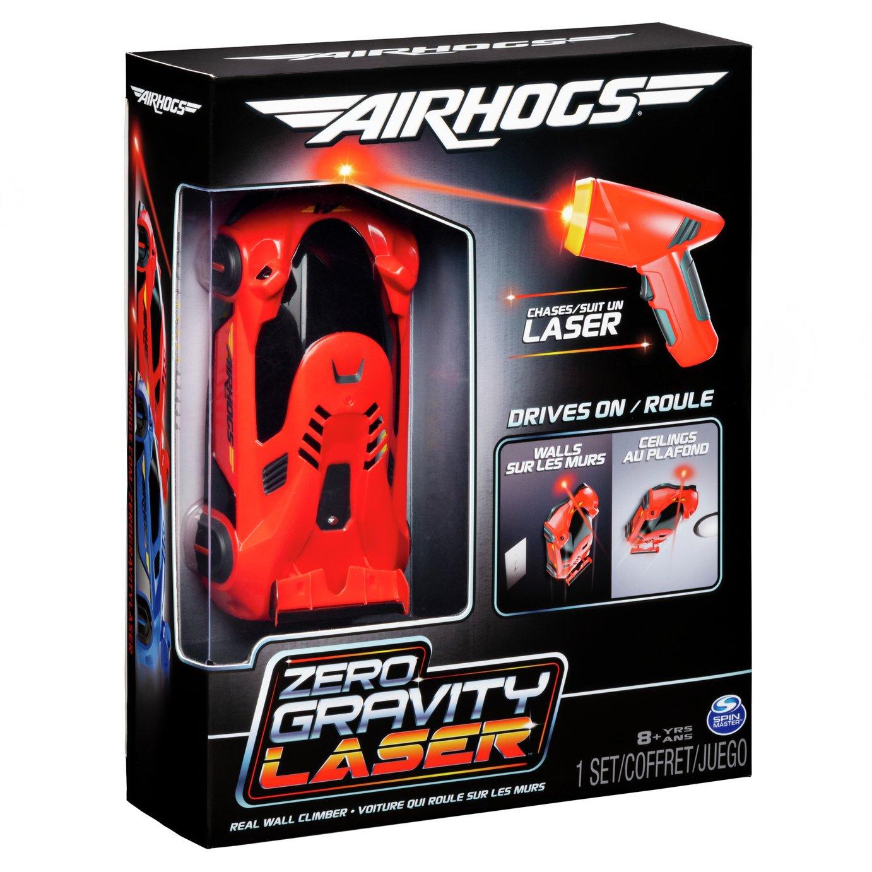 Air Hogs Zero Gravity Laser Radio Controlled Car - Red