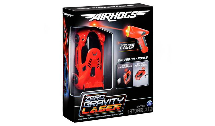 Radio Controlled Air Hogs Zero Gravity Laser
