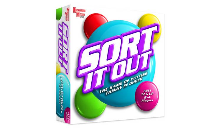 Sort It Out Game