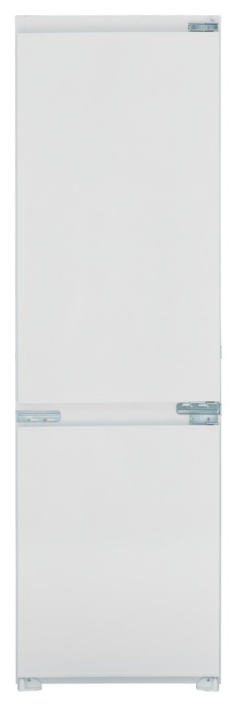 Bush BIFF7030FF Integrated Fridge Freezer - White Best Price, Cheapest Prices