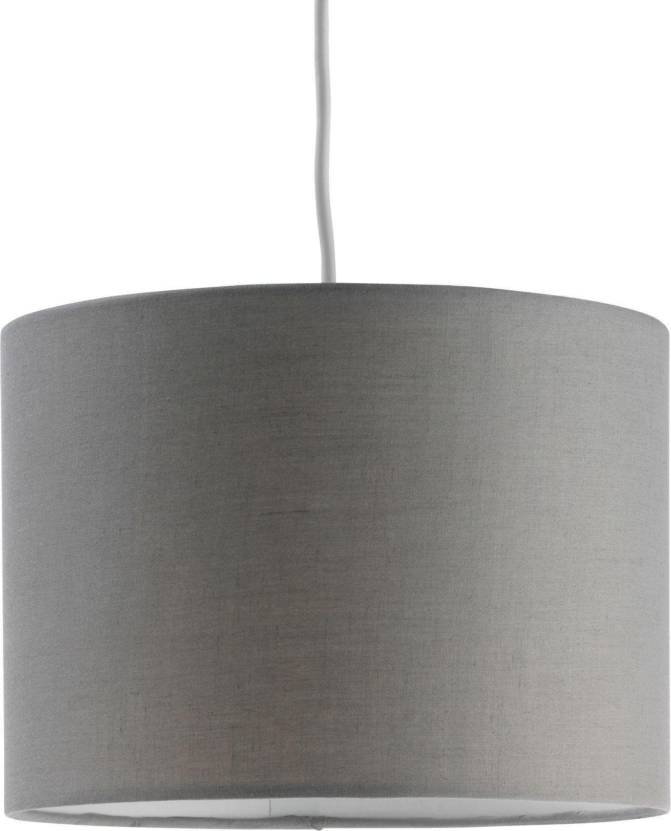 argos home flint grey drum shade 9142031 argos price. Black Bedroom Furniture Sets. Home Design Ideas