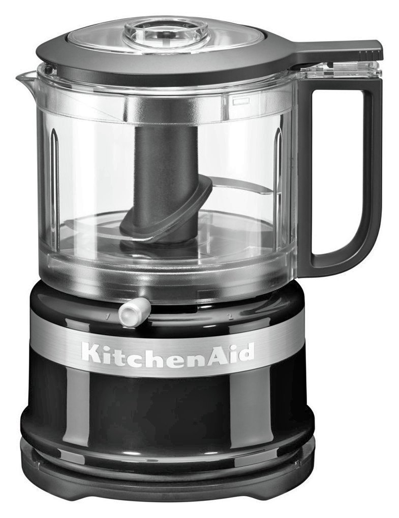 KitchenAid 5KFC3516BOB Electric Mini Chopper - Black