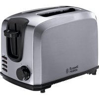 Russell Hobbs - Toaster - 20880 Compact - 2 Slice-Stainless Steel