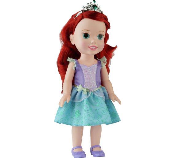 Buy Disney Princess Toddler Ariel Doll At Argos Co Uk