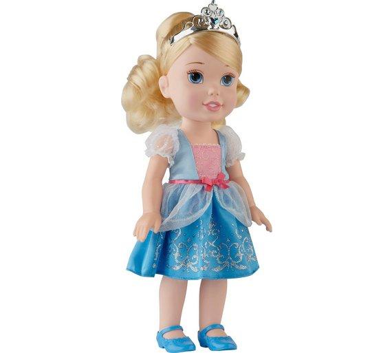 Disney Princess Toddler Doll Cinderella: Buy Disney Princess Toddler Cinderella Doll At Argos.co.uk