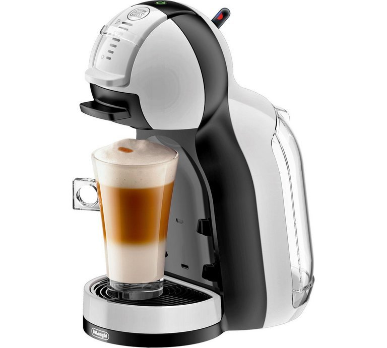 buy nescafe dolce gusto mini me automatic coffee machine - white