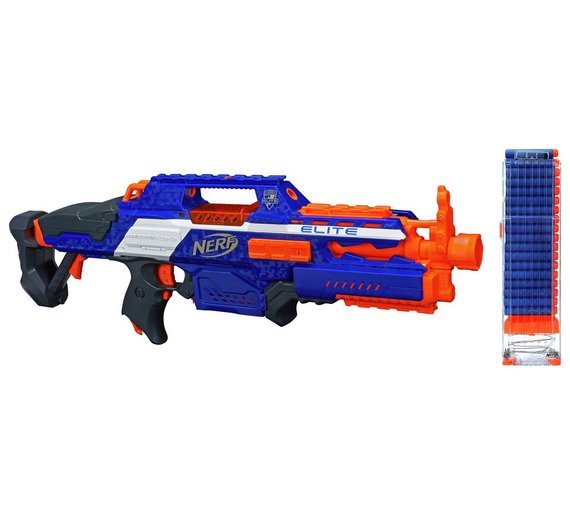 Buy Nerf Doomlands Double-Dealer (B5367) from £22.99 – Compare Prices on  idealo.co.uk