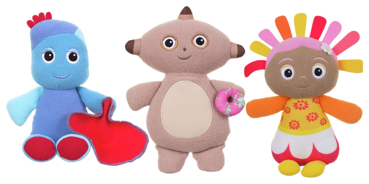 In the Night Garden Talking Soft Toys Assortment