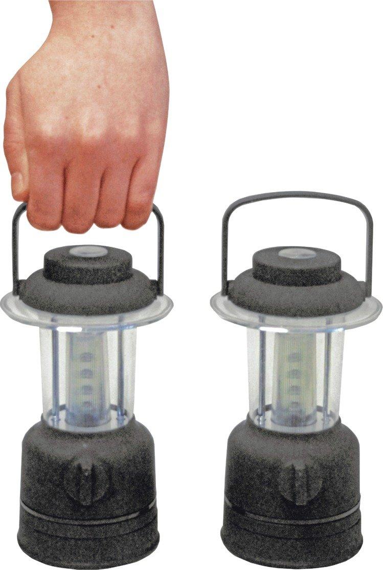 Uni-Com 12 Dimming LED Mini Lanterns - Twin Pack