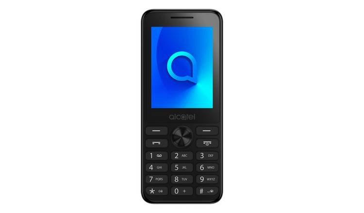 Buy Vodafone Alcatel 20 03 Mobile Phone Black Pay As You Go