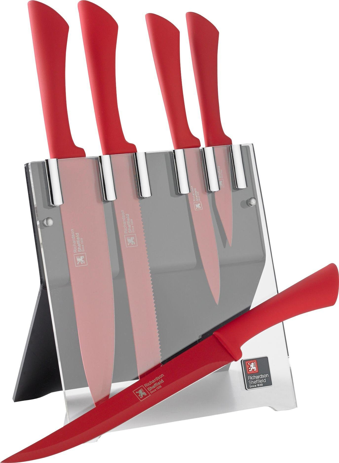 Buy Richardson 5 Piece Knife Block Set