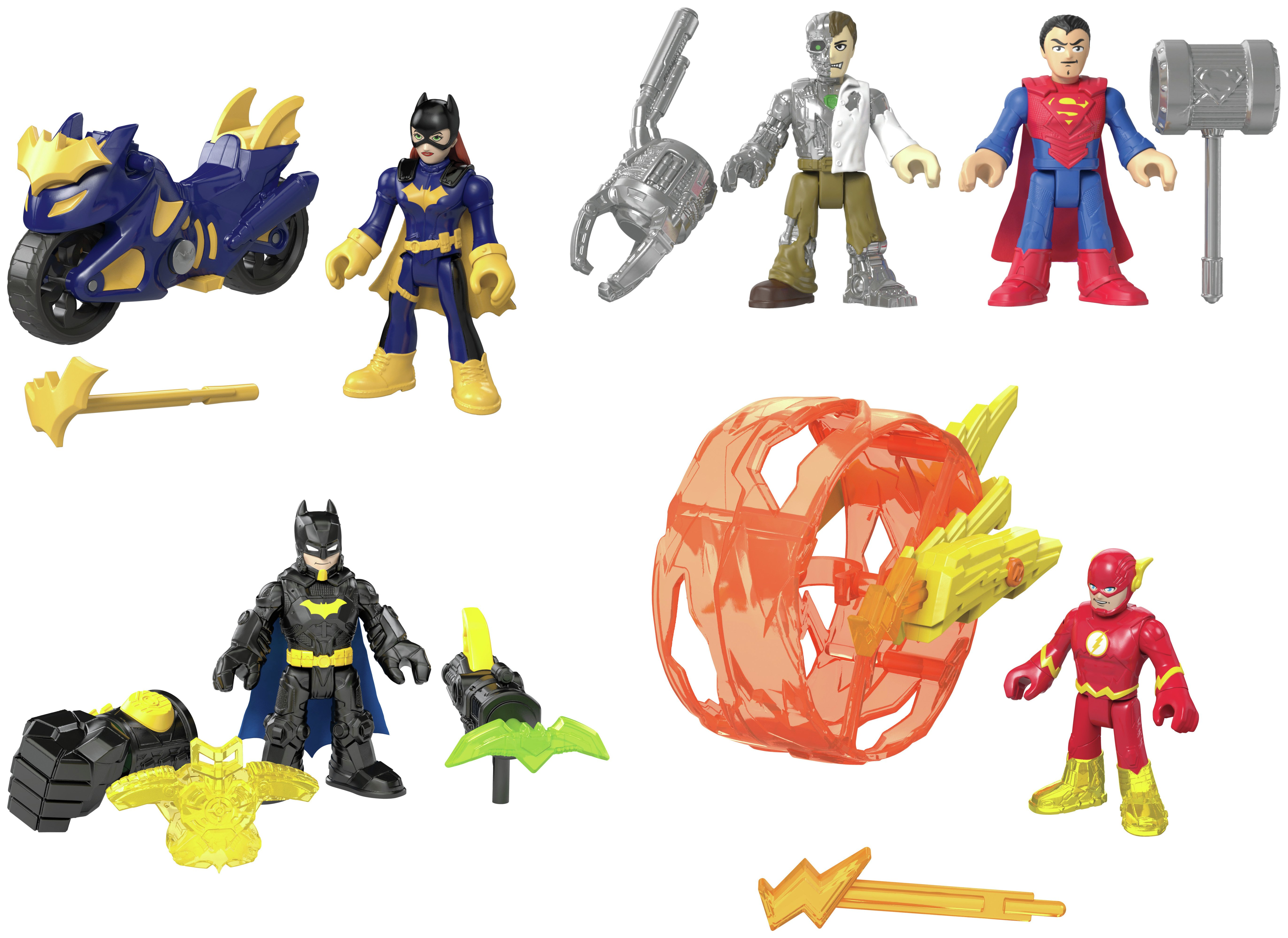 Fisher-Price - Imaginext DC Super Friends Figure Assortment