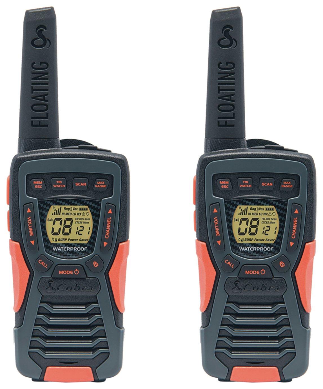 Cobra AM1035 PMR 2-Way Radio - Twin