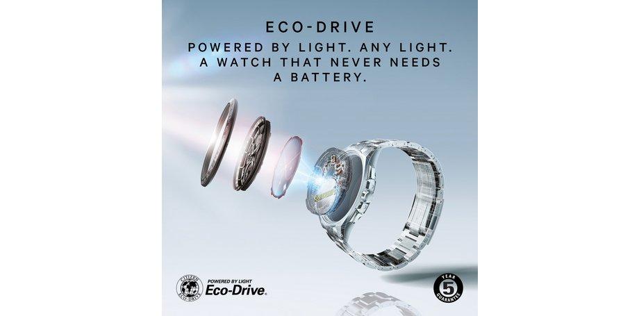 citizen eco drive instructions e820