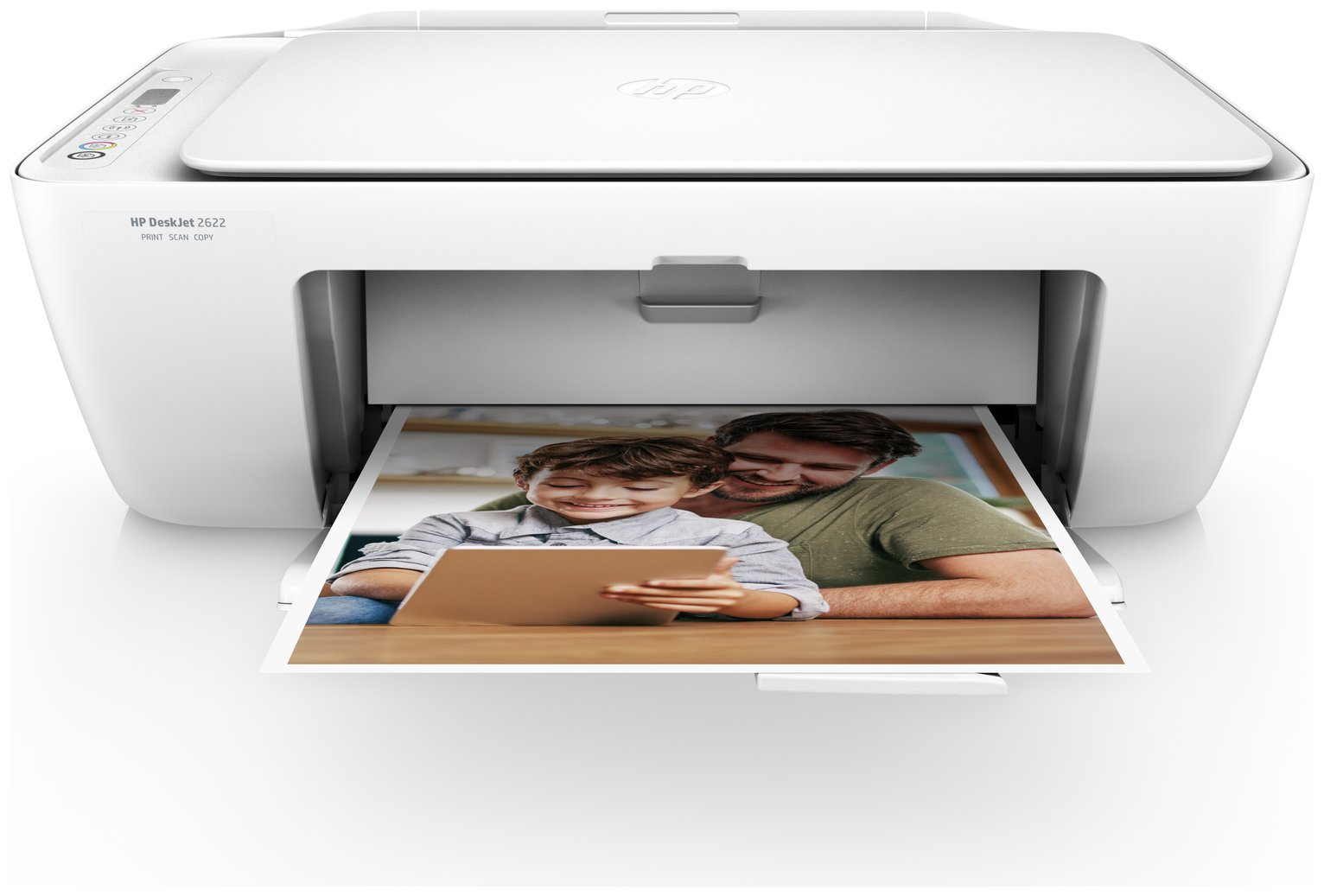 HP Deskjet 2622 Wireless Printer & 2 Months Instant Ink