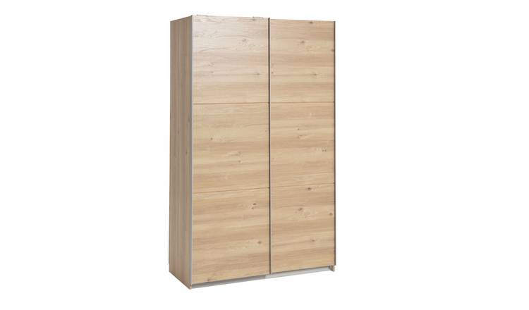 Habitat Holsted Small Wardrobe - Oak Effect