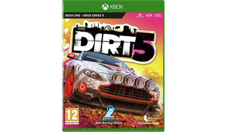 DIRT 5 Xbox One Game
