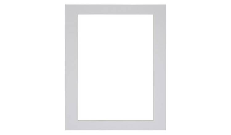 Habitat Mount 40 X 50cm /16 X 20inch White Mount Board