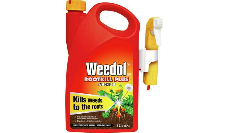 Weedol Root Kill Plus Weed Killer 3L