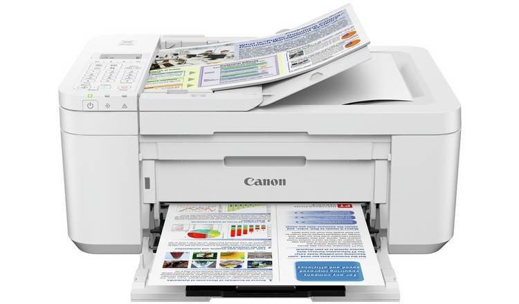 Canon PIXMA TR4551 Wireless Inkjet Printer