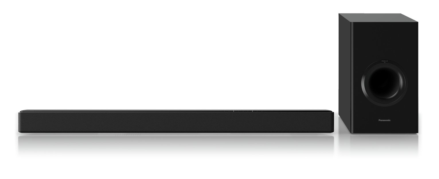 Panasonic SC-HTB488EBK Wireless Soundbar with Subwoofer