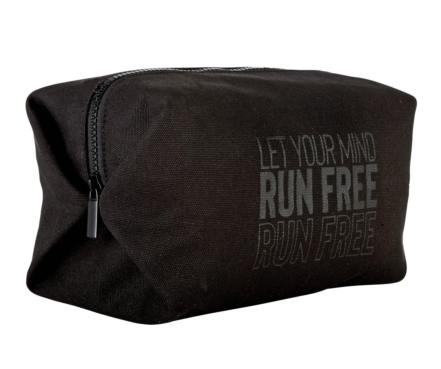 Active Life Happy Life Small Gym Wash Bag