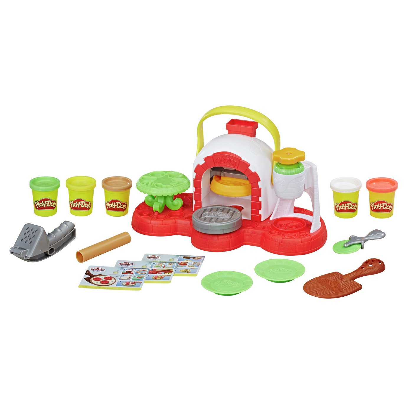 Play-Doh Spin and Top Pizza