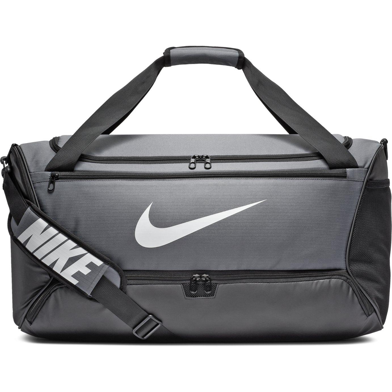 Nike Brasilia Medium Grey Holdall