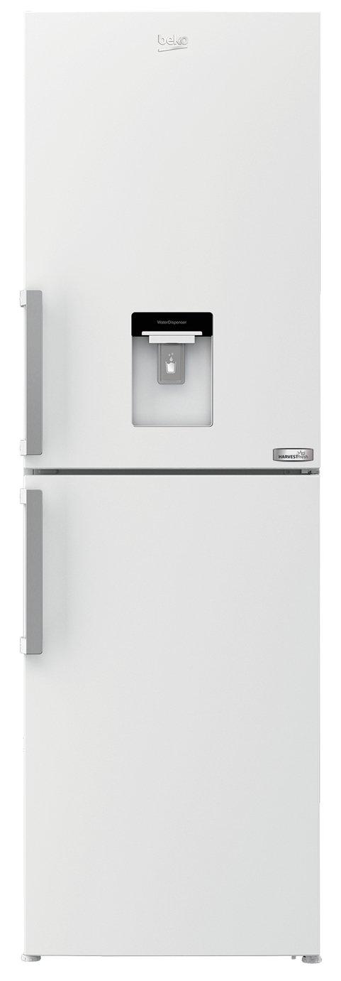 Beko HarvestFresh CFP3691DVW Fridge Freezer - White