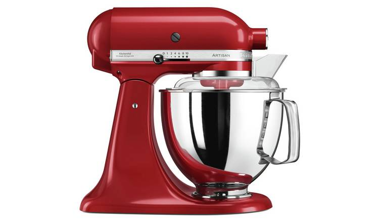 KitchenAid 5KSM175PSBER Artisan Stand Mixer - Red