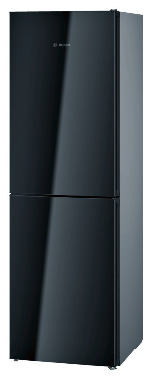 Bosch KGN34VB35G Fridge Freezer - Black