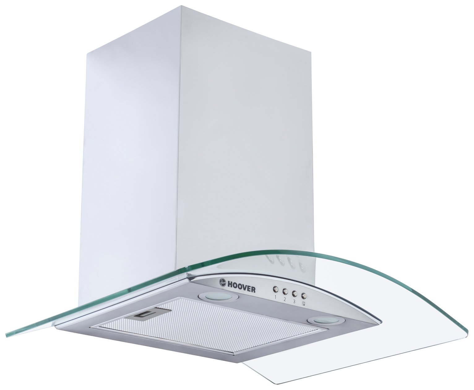 Hoover HGM600X Cooker Hood - Stainless Steel