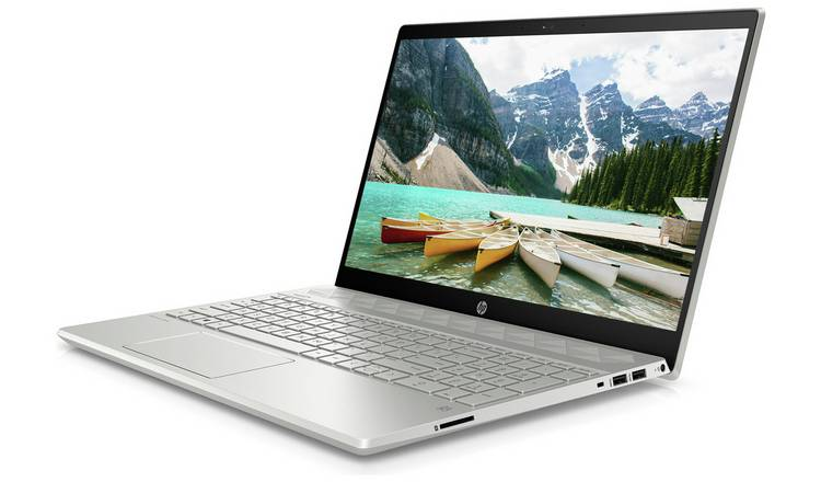 Buy HP Pavilion 15 6 Inch i3 8GB 128GB FHD Laptop - Silver | Laptops and  netbooks | Argos