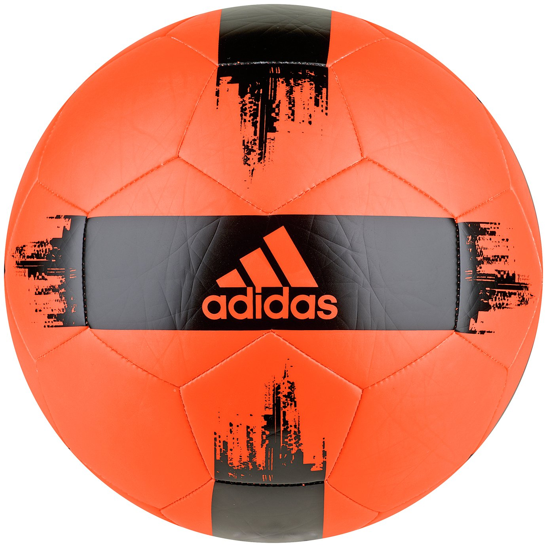 Adidas Size 5 Football - Orange and Black
