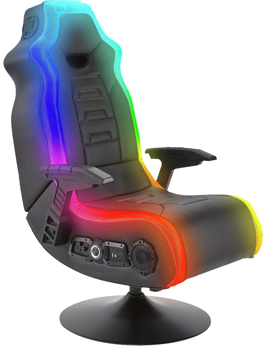 X Rocker Neo Storm 4.1 Audio Neo Motion LED Gaming Chair
