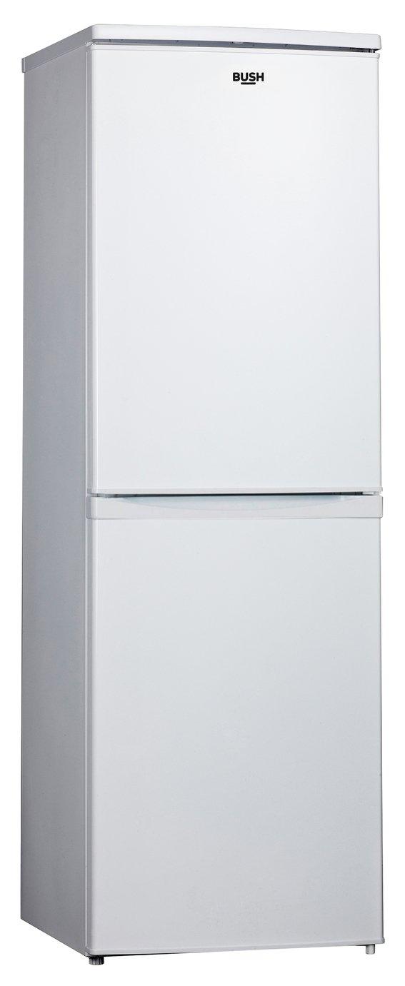 Bush ME50152FFW Fridge Freezer - White
