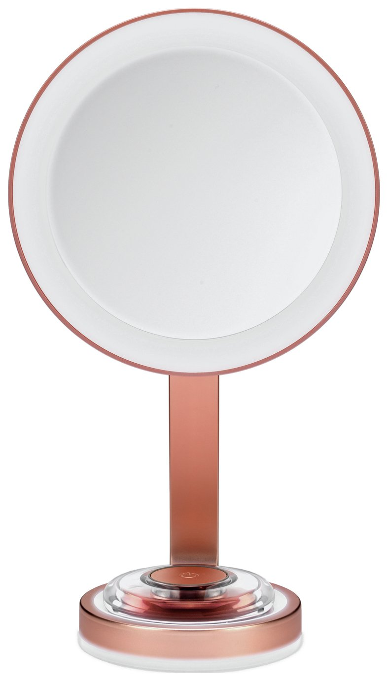 Reflections By Babyliss Rose Gold Mirror