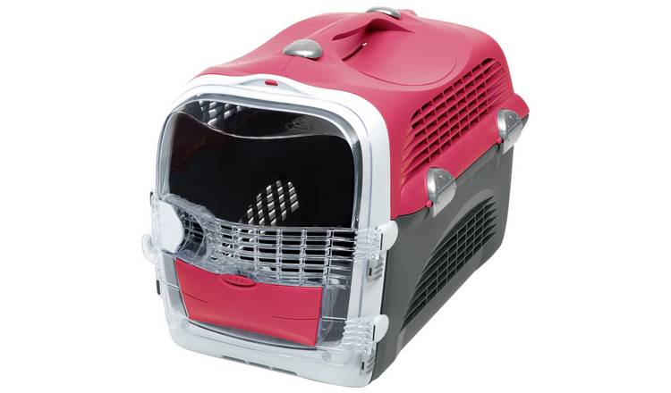 Catit Cabrio Pet Carrier - Cherry Red