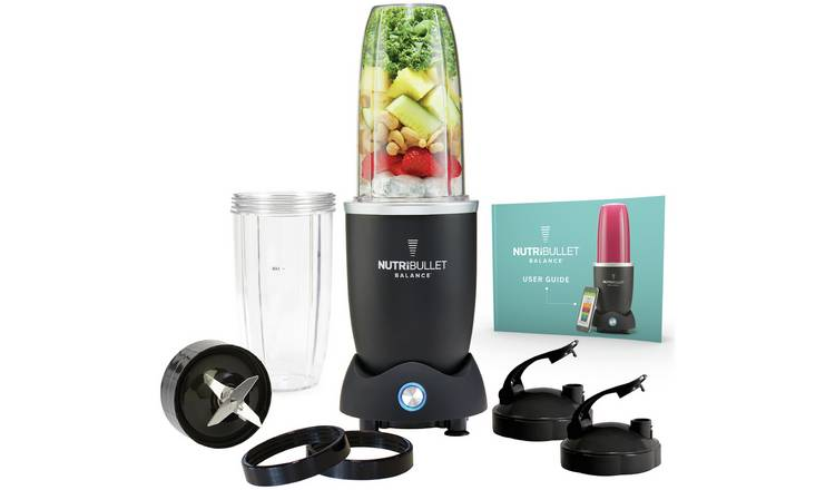 NutriBullet Balance 9 Piece Nutritional Blender