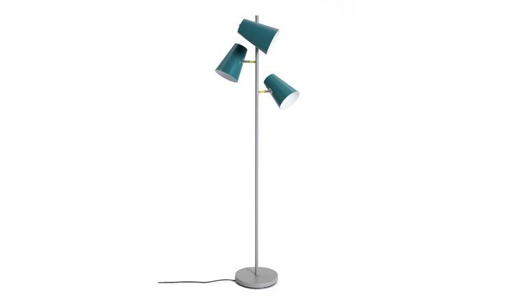 Habitat 3 Light Floor Lamp