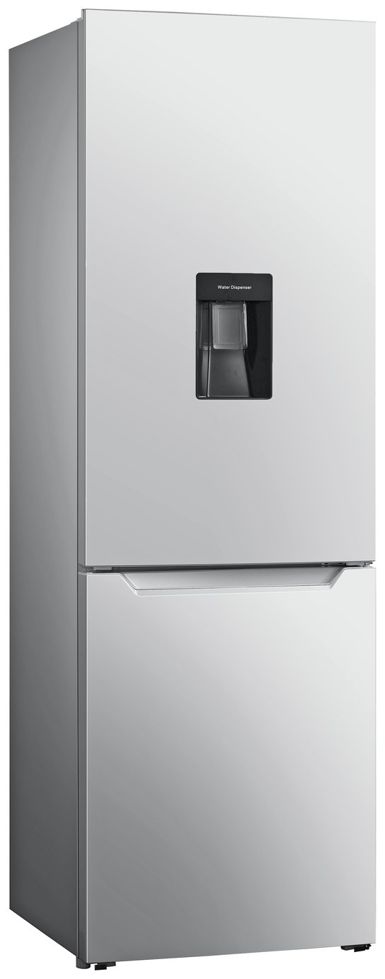 Bush 60185FFWTD Fridge Freezer - White Best Price, Cheapest Prices