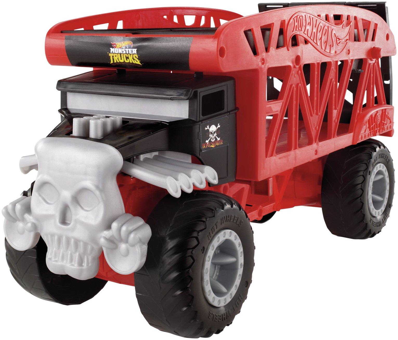 Hot Wheels Monster Truck Hauler