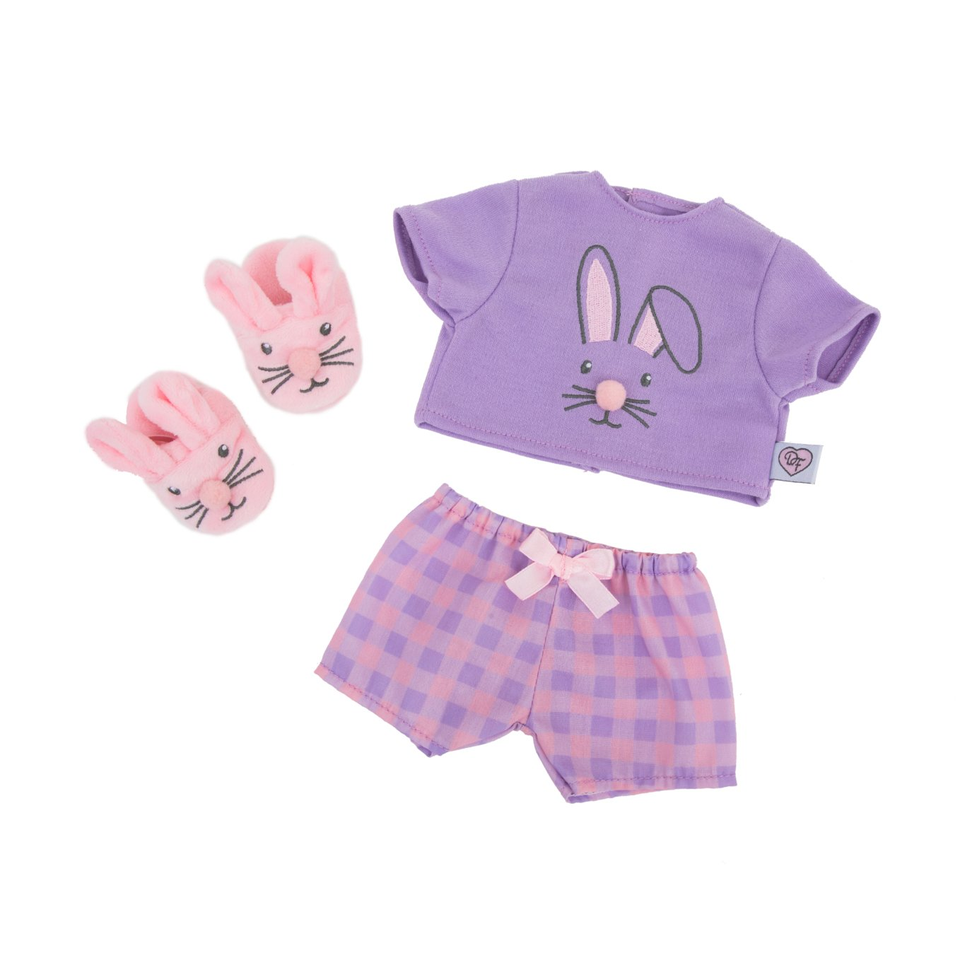 Chad Valley Designafriend Bunny Pyjamas Outfit