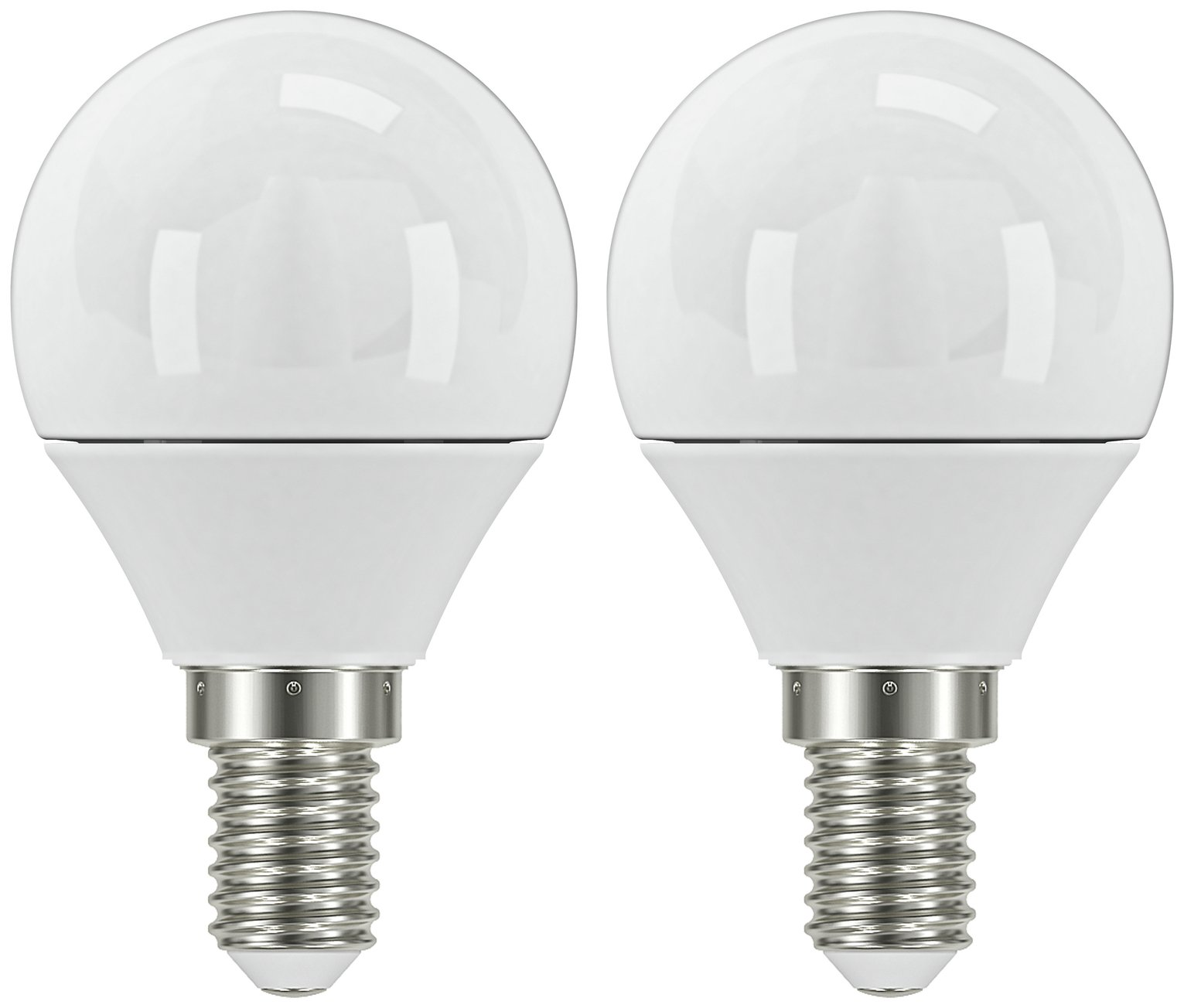 Argos Home 5W LED Mini Globe SES Light Bulb - 2 Pack